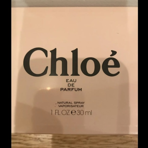 Chloe Other - NIB Original Chloe 1oz Sealed bottle spray